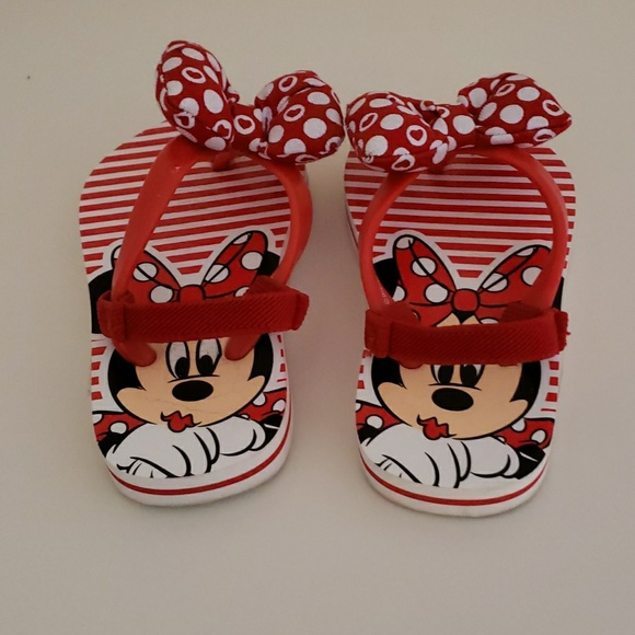 Disney Shoes | Toddler Minnie Mouse